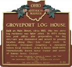 11-25 Groveport Log House
