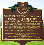 16-25 Smith Burial Ground - Historical Marker