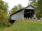 17-25 Bergstresser/Dietz Covered Bridge 1887-1991