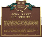 "19-25 John Rarey and ""Cruiser"""