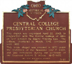 3-25 Central College Presbyterian Church