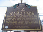 68-25 St. Paul African Methodist Episcopal Church