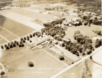 71-25 Ohio Agricultural Experiment Station; Aerial View