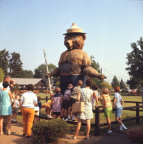 72-25 Smokey Bear Photograph (Om3062)