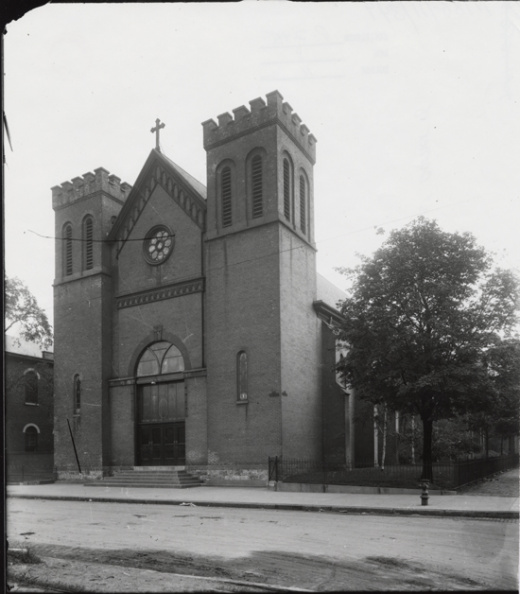 73-25 St. Patrick Church