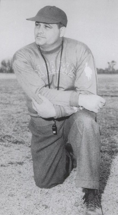 84-25 Woody Hayes at Miami University