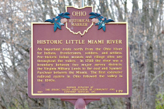 1-29 Historic Little Miami River - Front