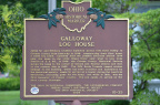 10-29 29-10A Galloway Log House - Xenia 7-11-14