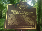 25-29 Mormon Migration, Kirtland Camp