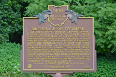3-29 29-3A Birthplace of Tecumseh - Xenia 7-24-14