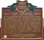 5-30 Salt Fork Wildlife Area - A Feature of Ohio's Native Wildlife