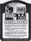 59-31 Advertisement for the glass door oven.