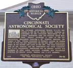 79-31 Side A: History of the Cincinnati Astronomical Society
