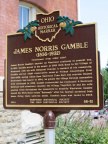 86-31 James Norris Gamble Marker - Side 2