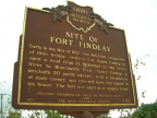 4-32 Site of Fort Findlay