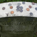 8-33 Ft. McArthur Marker Coins on Stones