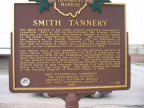 1-36 Smith Tannery Marker