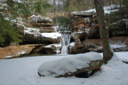 5-37 Upper Falls-Winter