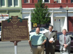 5-40 Scioto Salt Licks Marker Dedication