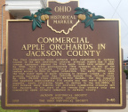 7-40 Commercial Apple Orchards In Jackson County