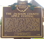 7-40 The Jackson County Apple Festival