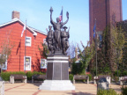 9-41 Soldiers and Sailors Statue