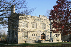 6-42 Kenyon College's Ransom Hall