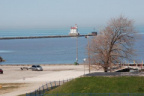 5-43 New Lighthouse at Fairport Harbor