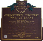 17-45 Johnstown Cemetery War Veterans