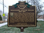 19-45 Willoughby Dayton Miller, 1853- 1907 (Side A)