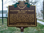 19-45 Willoughby Dayton Miller, 1853- 1907 (Side B)