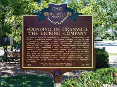 23-45 Founding of Granville, The Licking Company (side A)