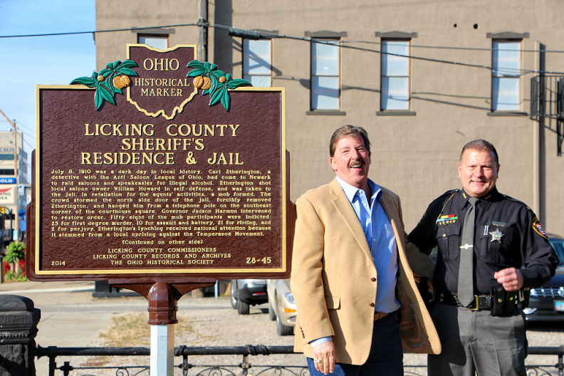 28-45 Former Sheriff Gerry Billy and Sheriff Randy Thorp