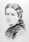 5-45 Victoria Claflin-Woodhull-Martin / First Woman Candidate for President of the United States