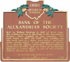 7-45 Bank of the Alexandrian Society