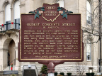 1-46 Oldest Concrete Street in America