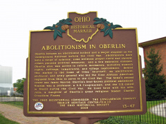 13-47 Abolitionism in Oberlin