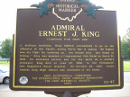 22-47 Marker - Admiral King