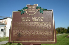 24-47 The Great Kipton Trainwreck Marker