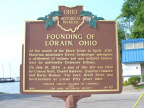 4-47 Marker - Founding of Lorain