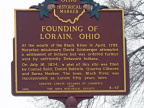 4-47 Founding of Lorain, Ohio