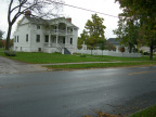 5-48 Wolcott House from across River Road in Maumee