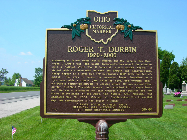 58-48 Front of Marker