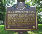 60-48 First Charerted Girl Scout Council in the United States