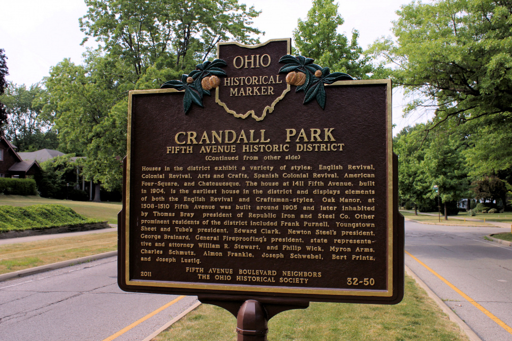 32-50 Crandall Park - Fifth Avenue Marker Side #2