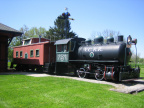 6-52 Valley City Railroad Train