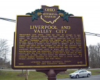 6-52 Liverpool & Valley City Marker
