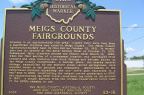 18-53 Fairgrounds Marker