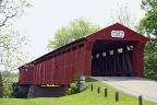 19-55 The Eldean Covered Bridge (pre-refurbishing)