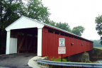 19-55 The Eldean Covered Bridge after its 2006 refurbishing